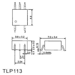 東芝 TLP113